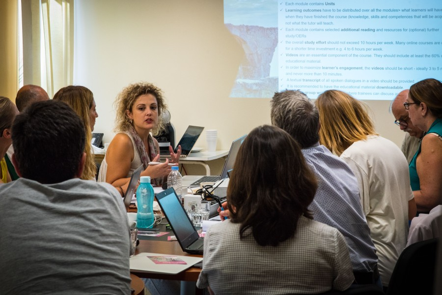 Higher education & research addressing European cultural heritage management